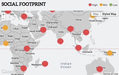 Satyamev Jayate-Social Footprint